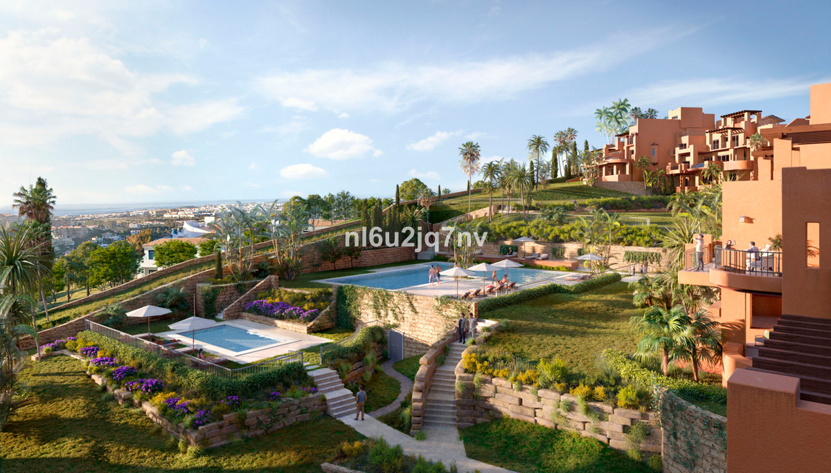 Ref:R2494781 Apartment - Middle Floor For Sale in Nueva Andalucía