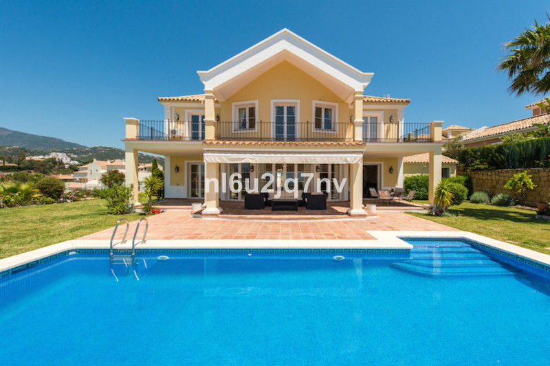 Ref:R2449376 Villa - Detached For Sale in Benahavís