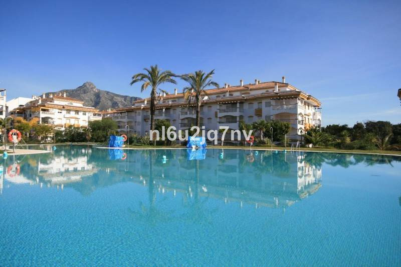 Ref:R2536571 Apartment - Ground Floor For Sale in Nueva Andalucía