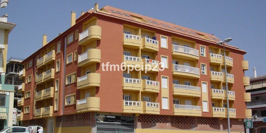 Middle Floor Apartment - San Luis De Sabinillas