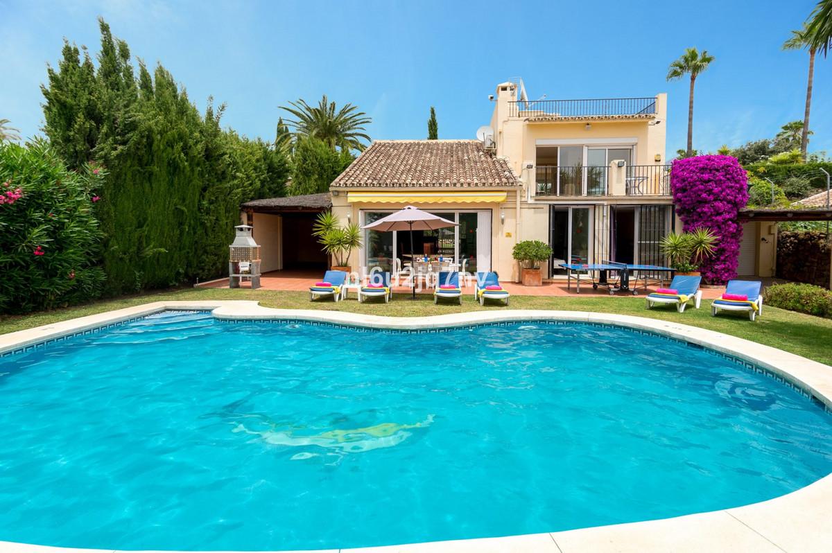 Ref:R3550222 Villa - Detached For Sale in Nueva Andalucía