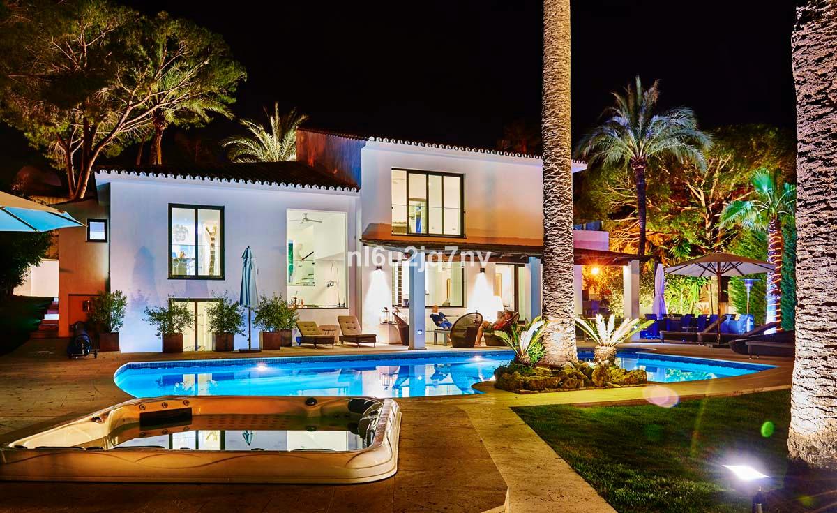 Ref:R3405190 Villa - Detached For Sale in Nueva Andalucía