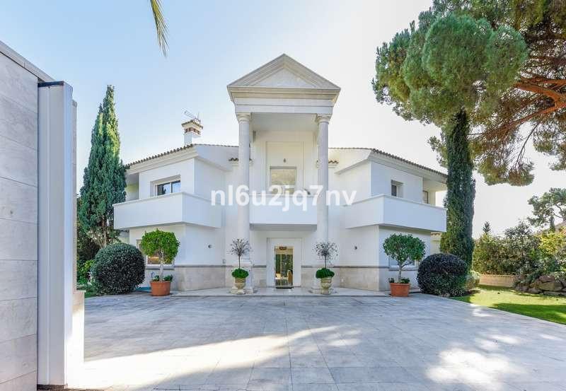 Ref:R3067603 Villa - Detached For Sale in Los Monteros