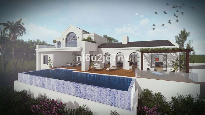 Residential Plot in Benahavís for sale