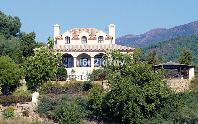 Ref:R2449817 Villa - Detached For Sale in Benahavís