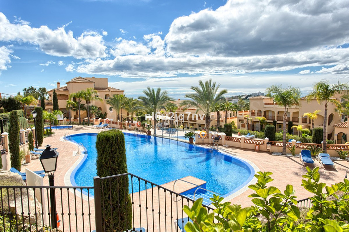 RESERVED - Situated frontline, overlooking the Atalaya golf course lies this exceptionally large, be,Spain