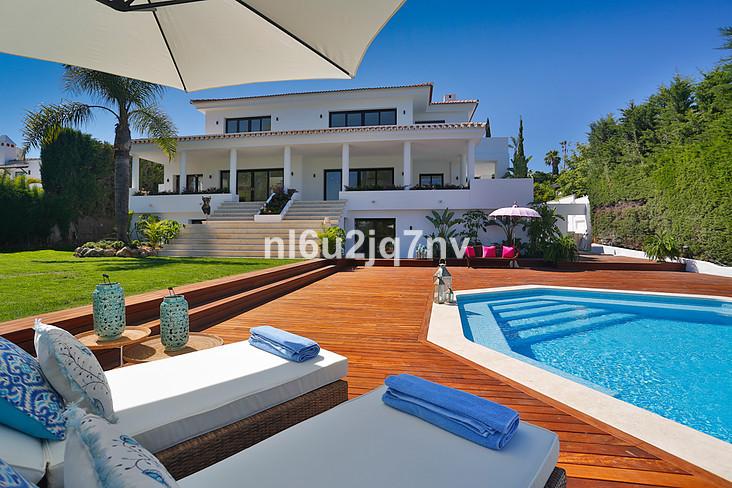 Ref:R2680661 Villa - Detached For Sale in Nueva Andalucía
