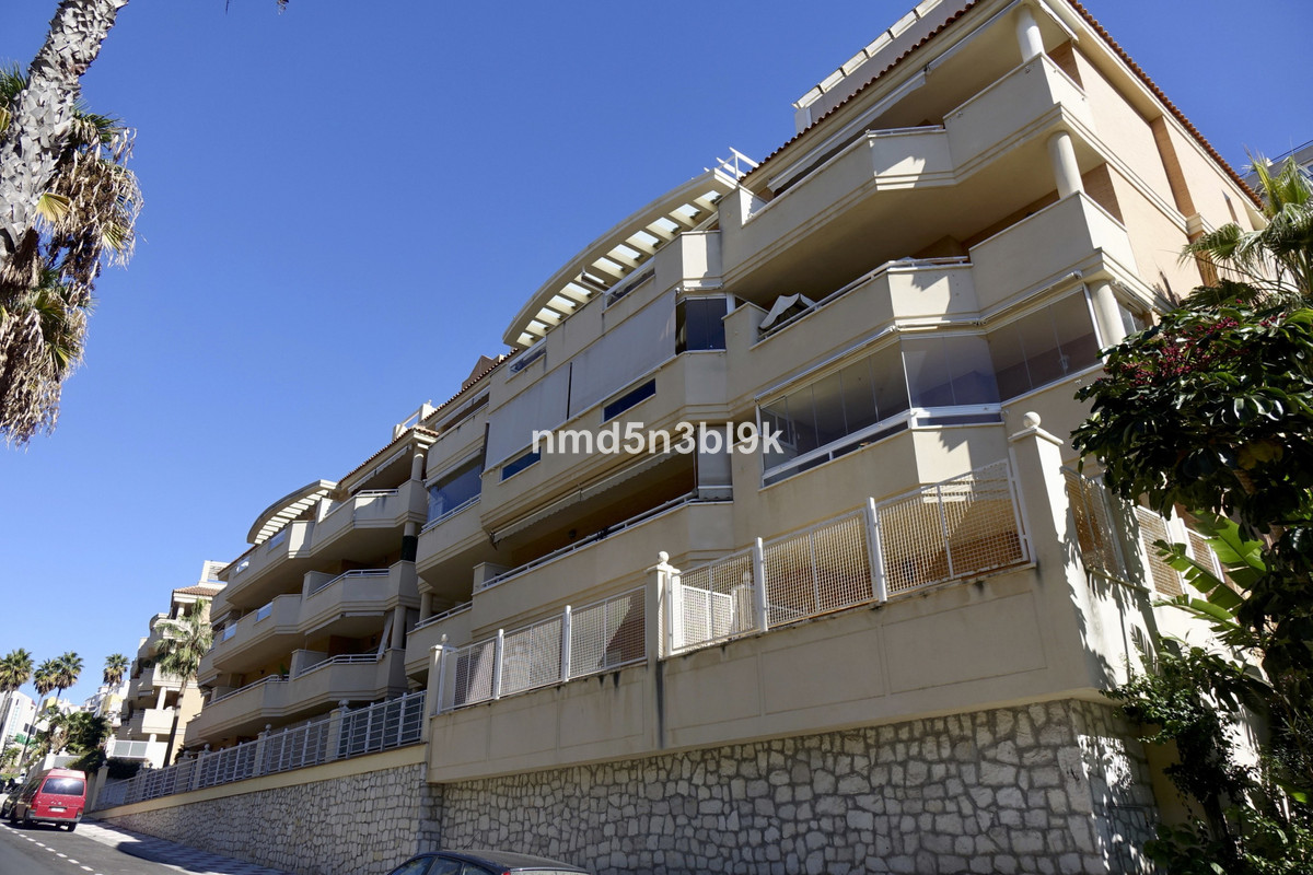 """Magnificent apartment located in the area of Torrequebrada and a few meters from the beach of , Spain"