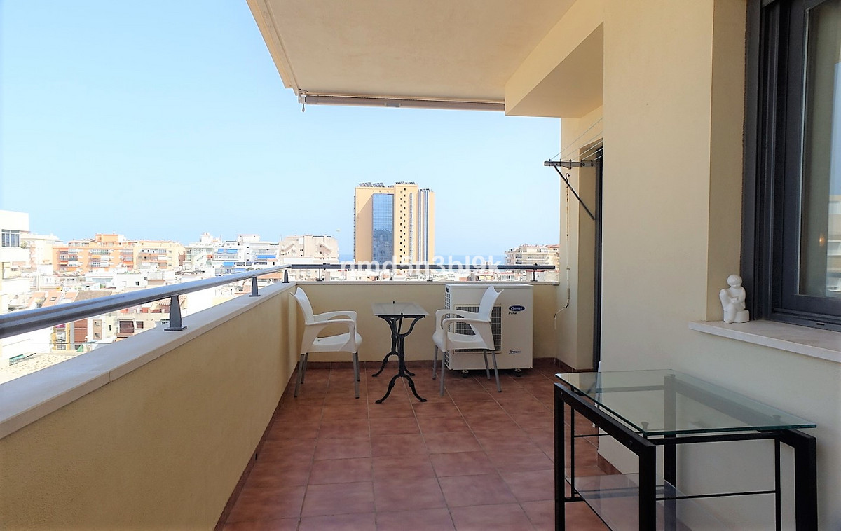 Spectacular 2 bedroom apartment with sea views in the center of Los Boliches, within walking distanc,Spain