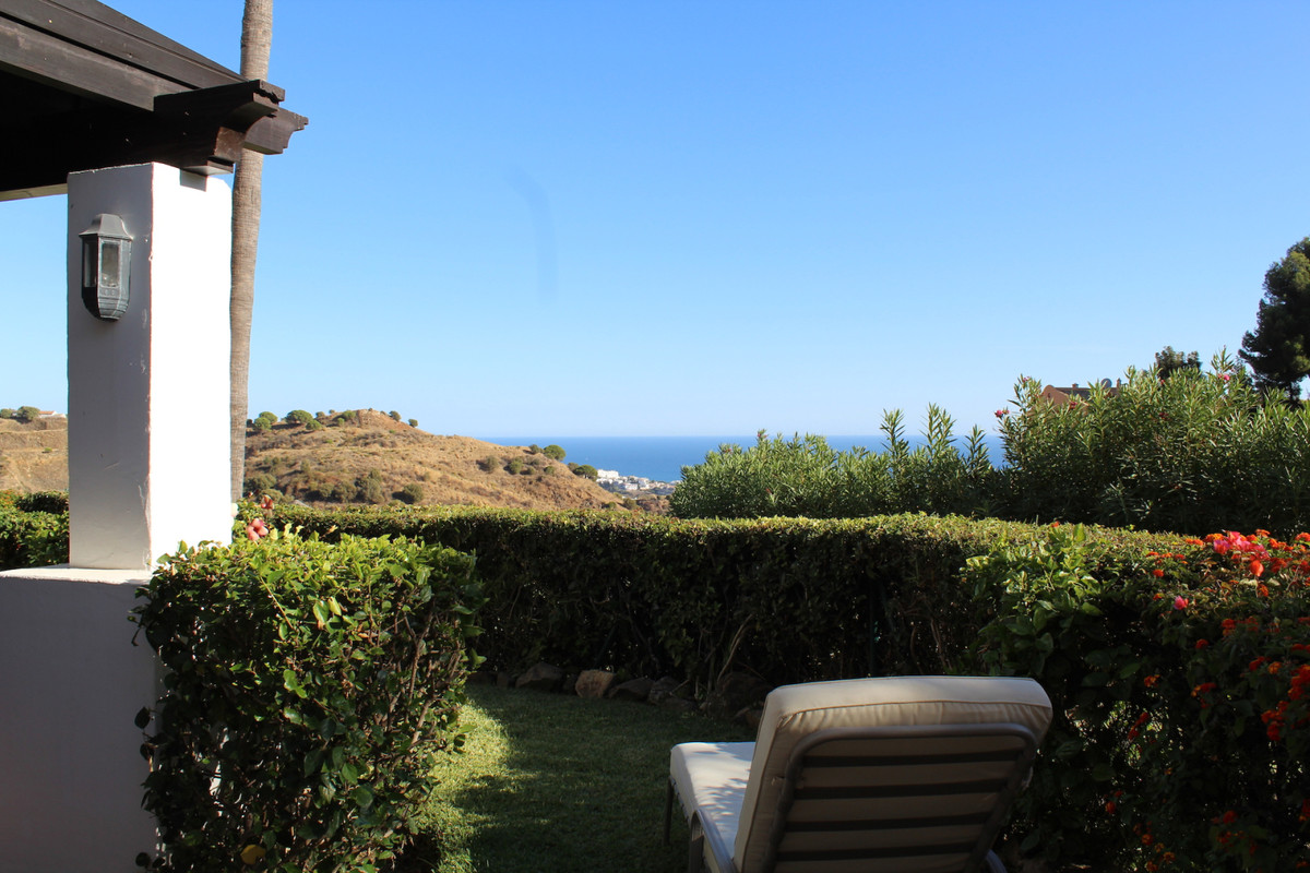Groundfloor apartment with sea views and private garden  Two bedroom and two bathroom groundfloor ap, Spain