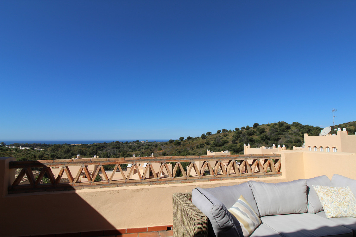 Santa Maria Village  Top floor apartment in Elviria  Beautiful top floor apartment with fantastic se, Spain