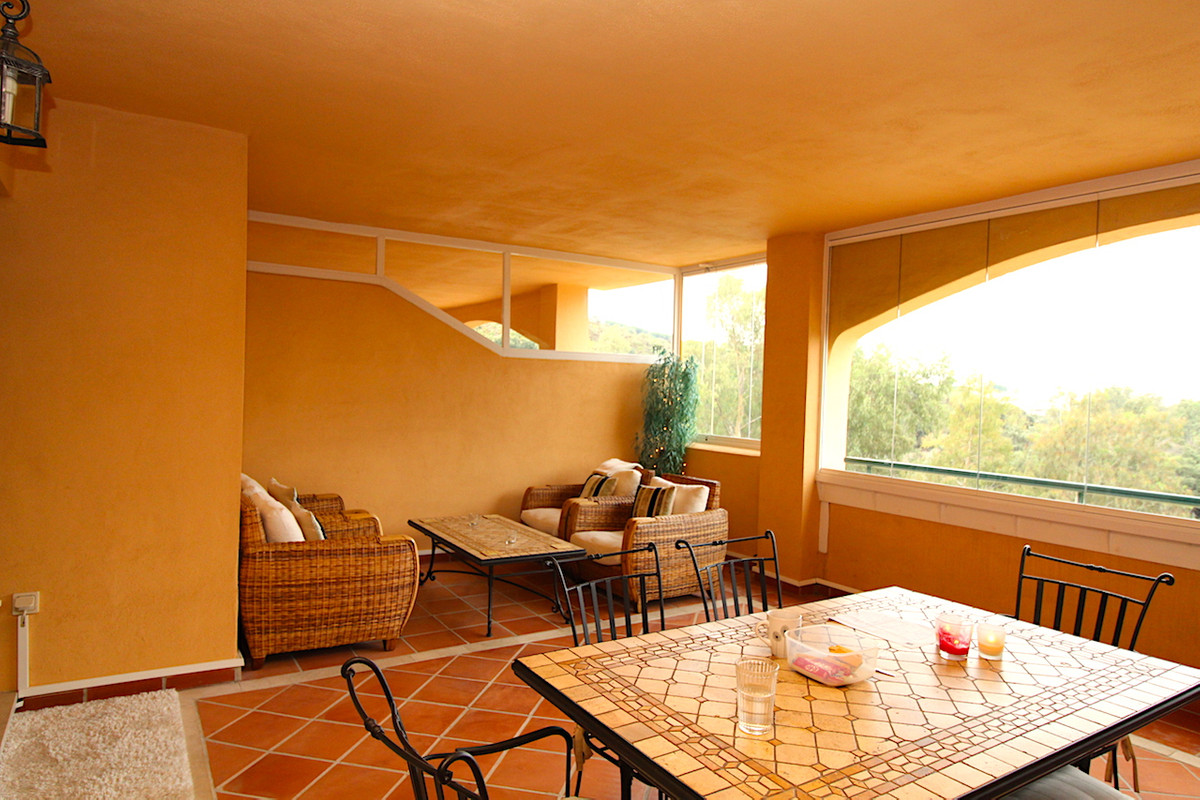 First floor apartment elviria  Nice south facing apartment in the secure complex Santa Maria Village, Spain