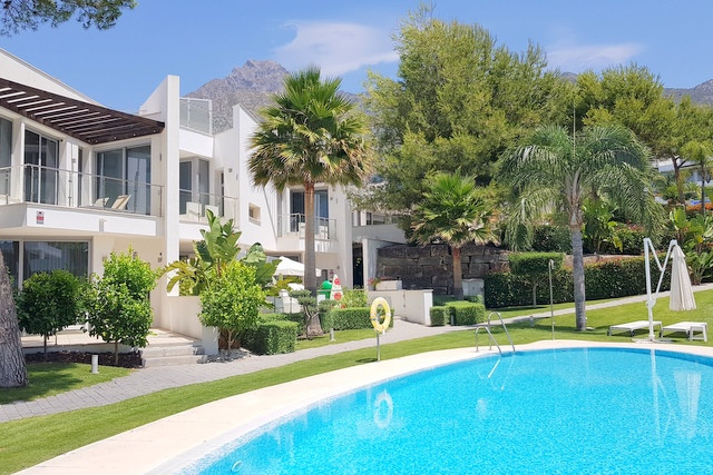 Townhouse in Marbella