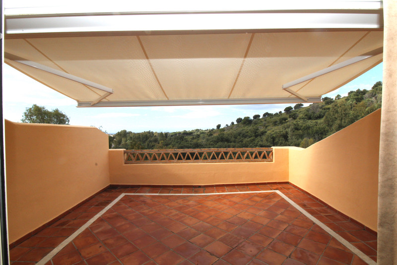 Top Floor Apartment in Elviria
