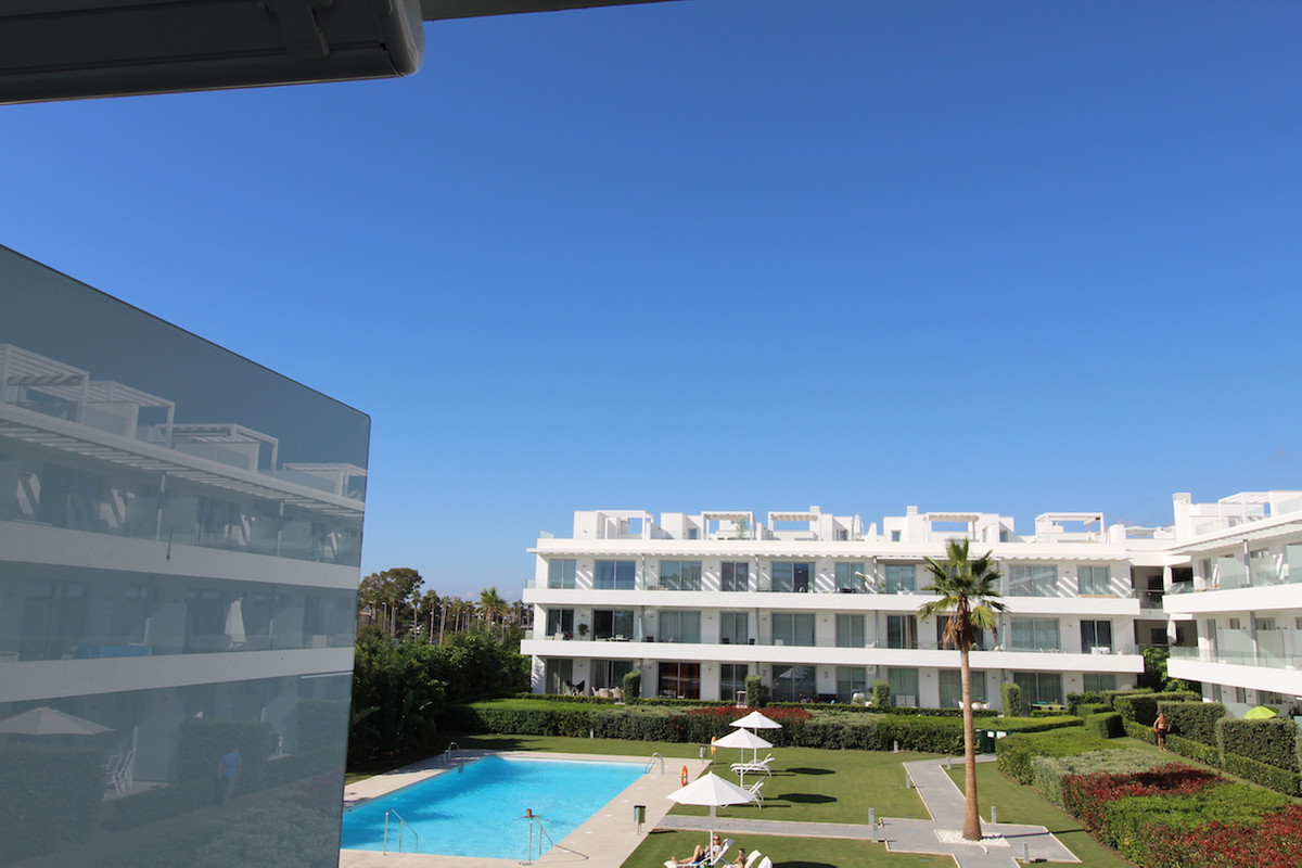New contemporary apartment walking distance beach  Brand new contemporary apartment on the New Golde, Spain