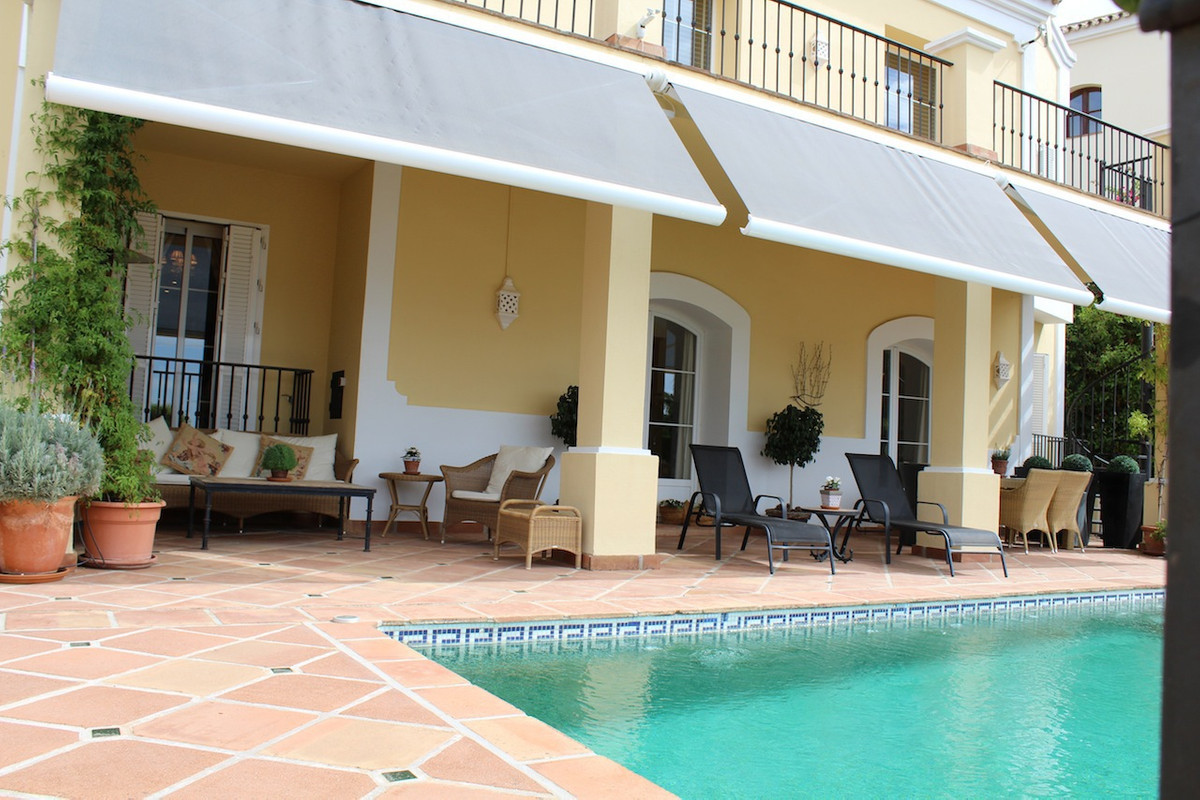 Elegant home in Sierra Blanca Country Club   Lovely villa set within a gated community with 24 hour ,Spain