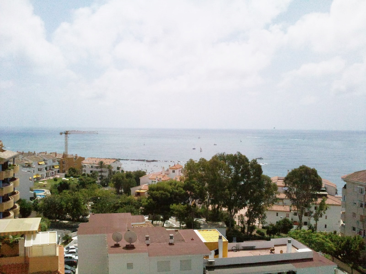 Studio 150 meters from the beach with wonderful views of the sea. Living room-bedroom-equipped kitch,Spain