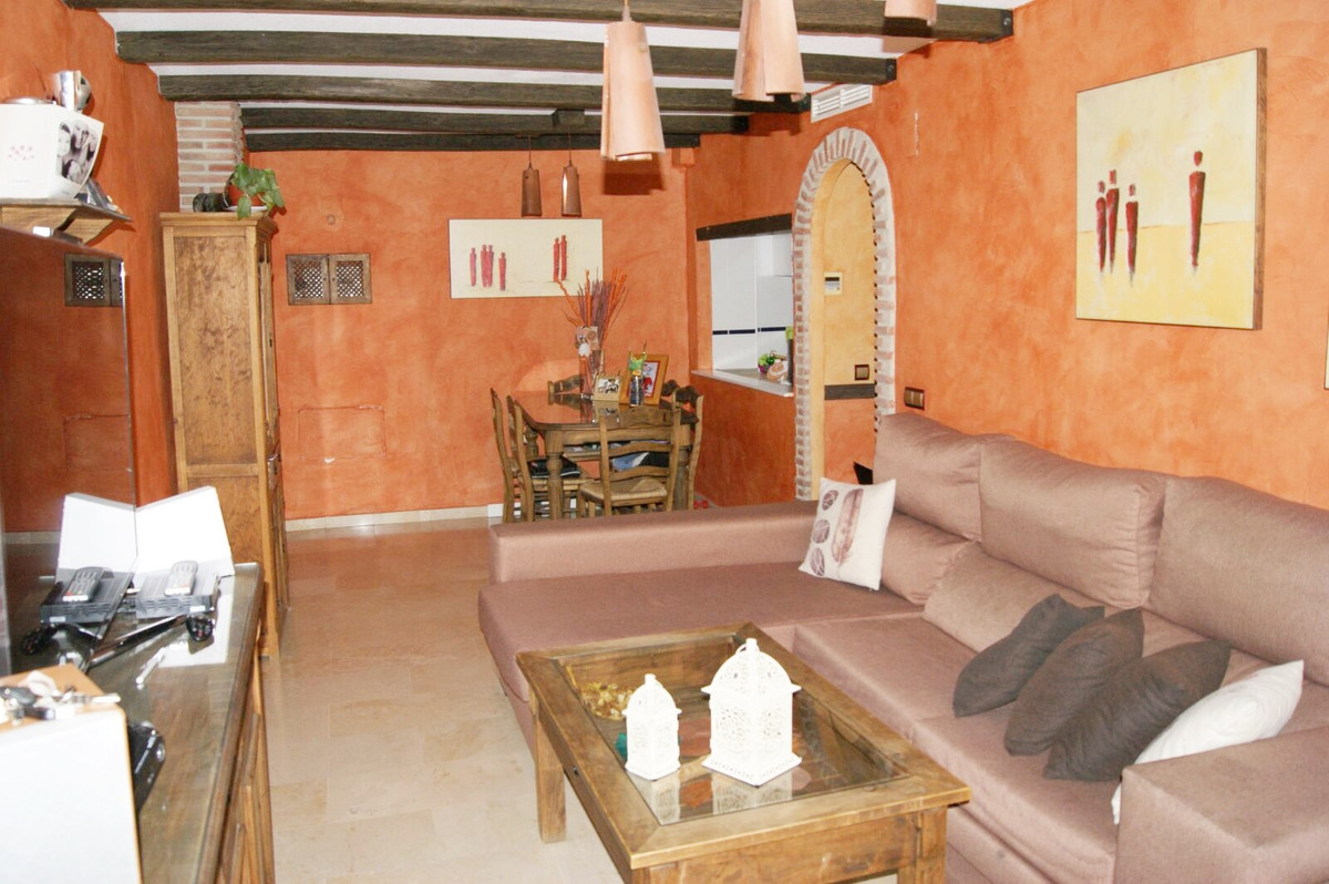 Apartment in residential area distributed in living room with access to a large terrace, two bedroom, Spain