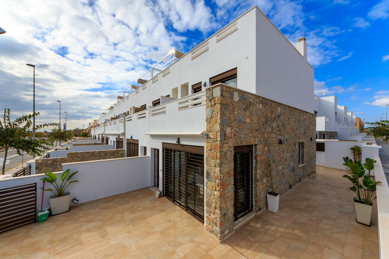 Semi-Detached House in Torrevieja for sale