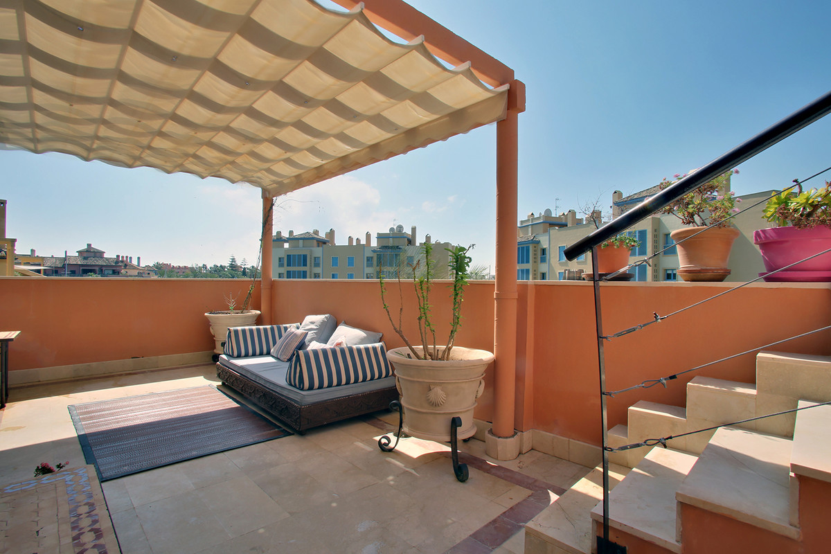 Penthouse in Sotogrande Puerto
