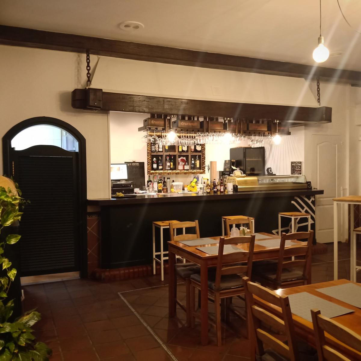 Bar in San Pedro de Alcántara