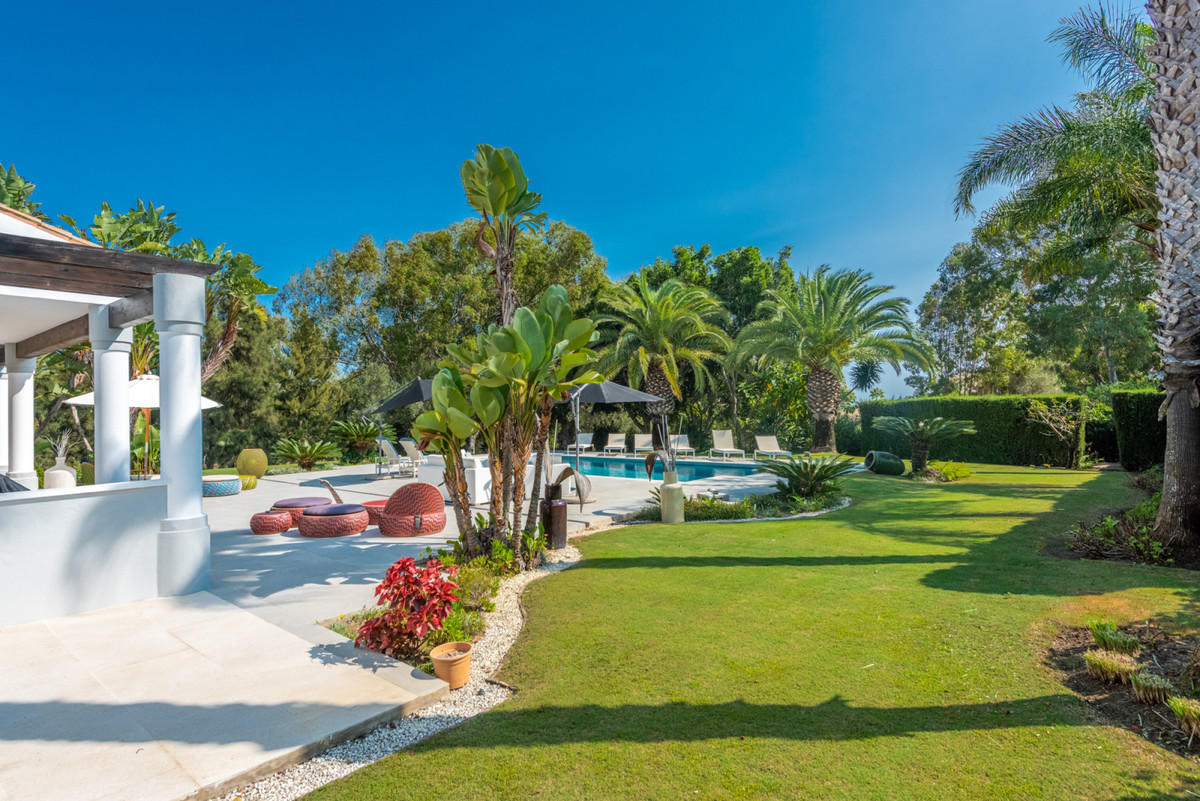 Villa in Sotogrande Alto