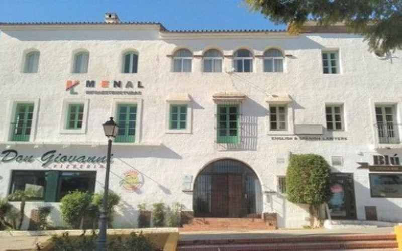 Office in San Roque for sale