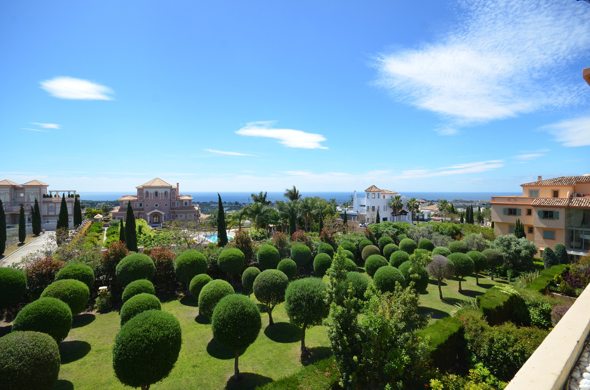 Los Flamingos: 4 bedroom 4 bathroom duplex penthouse. Wonderful views to the sea and mountains from ,Spain