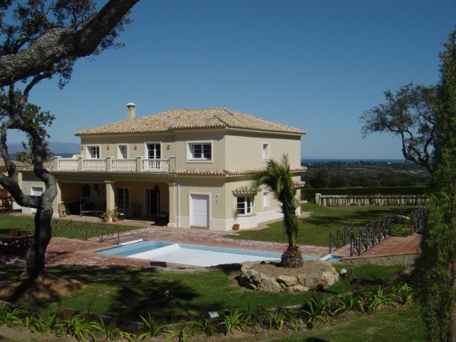 Villa 7 Dormitorios en Venta Sotogrande