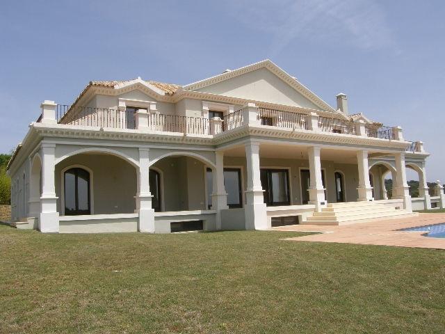 Sotogrande : Grand Villa frontline on La Reserva de Sotogrande Golf course. 6 ensuite bathrooms incl,Spain