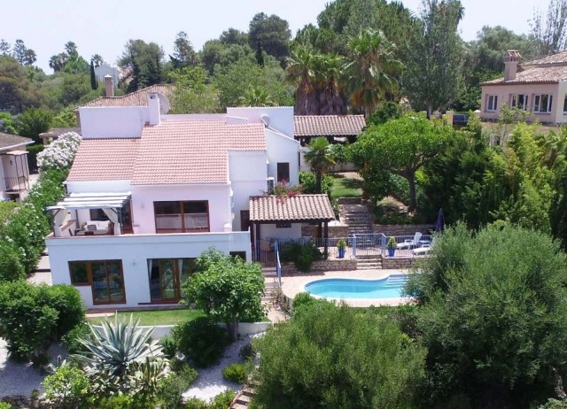 Villa  Independiente 													en venta  																			 en Sotogrande Costa