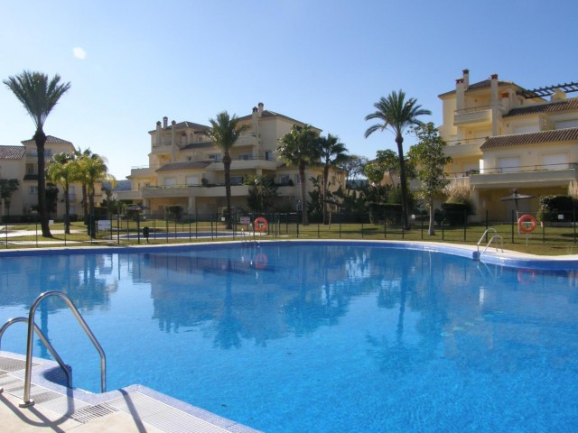 San Roque Golf: Large 3 bedroom 3 bathroom duplex penthouse within the Mansions . Panoramic views mo,Spain