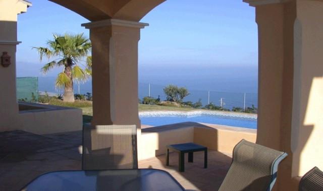4 Dormitorio Villa en venta Manilva