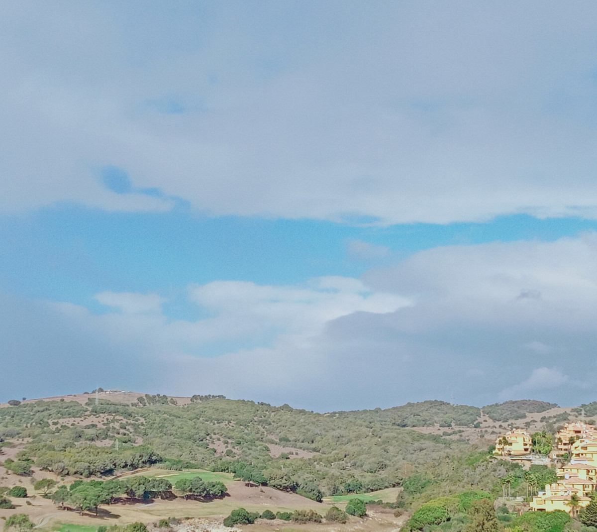 Well located plot of 1240m2 in the F area of Sotogrande Alto with panoramic views and southwest orie,Spain