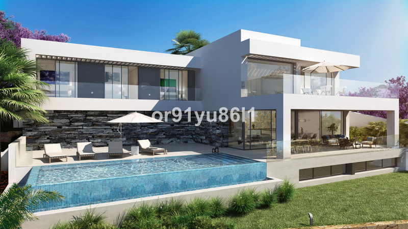 Villas for sale in Estepona (New Golden Mile) 13