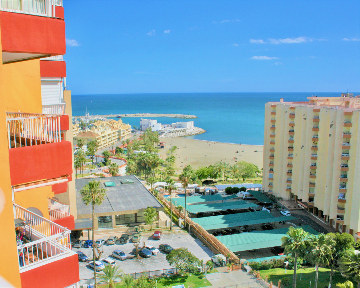 This newly renovated apartment is located in Benalmadena Costa, thanks to its exceptional location i, Spain