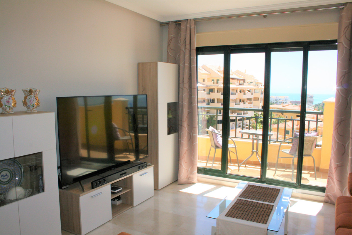 2 Bedroom Middle Floor Apartment For Sale Torrequebrada