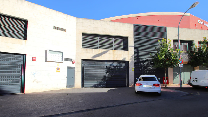 Parking Space in Benalmadena for sale
