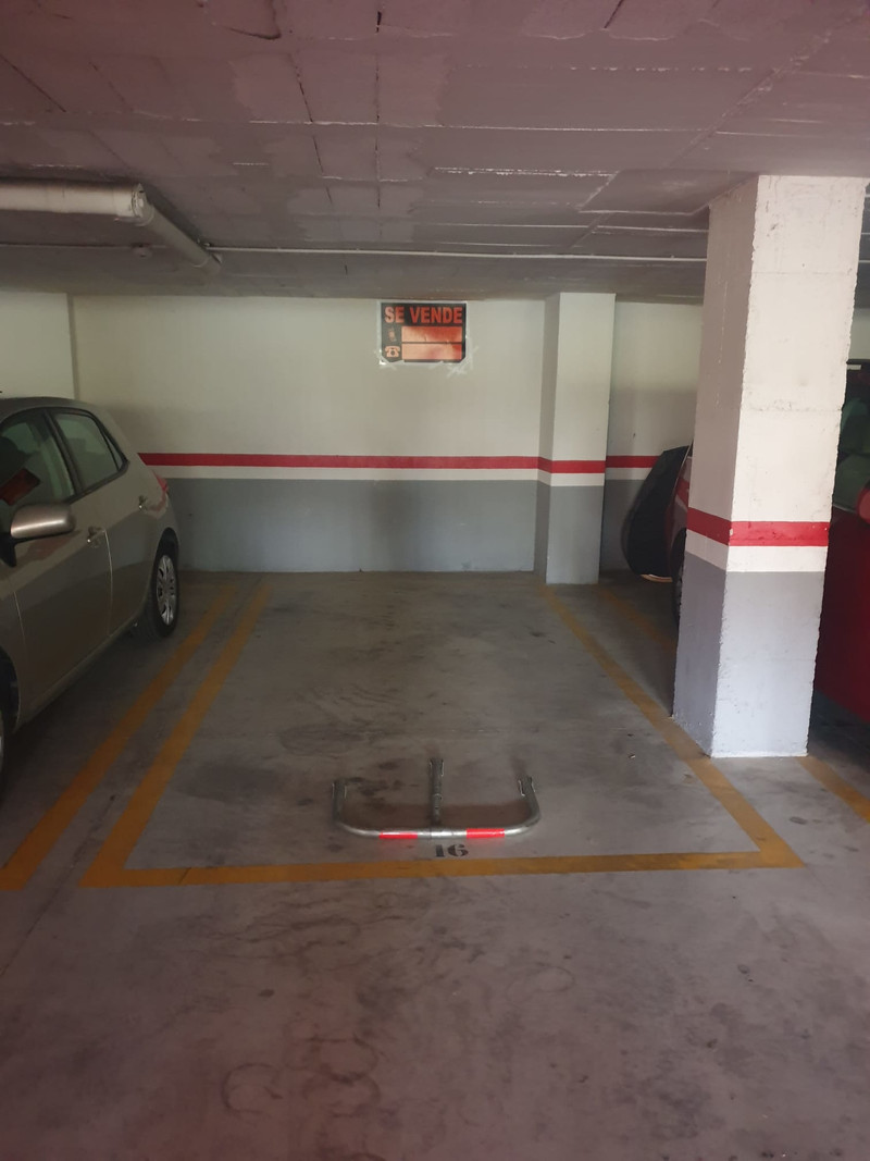 Parking Space in Los Boliches for sale