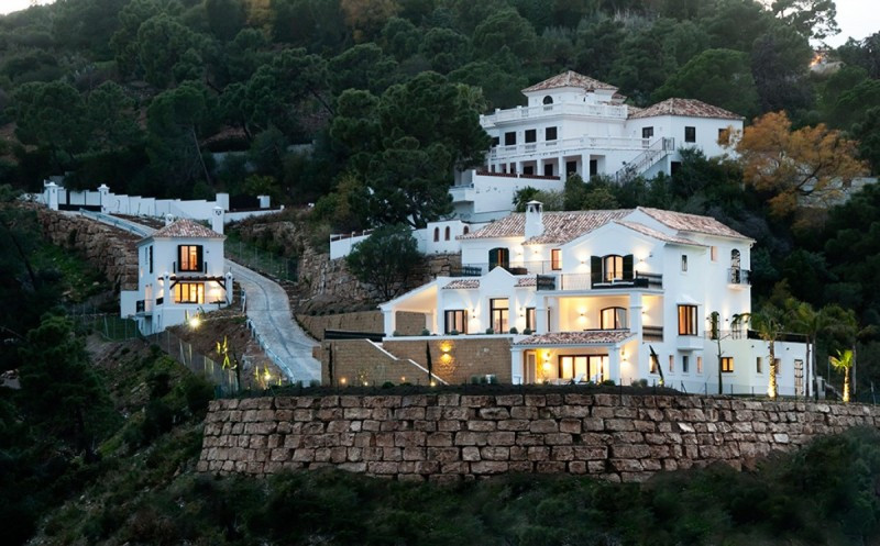 A peaceful gated community with 24h security patrols and electronic gates, El Madronal is set on the,Spain