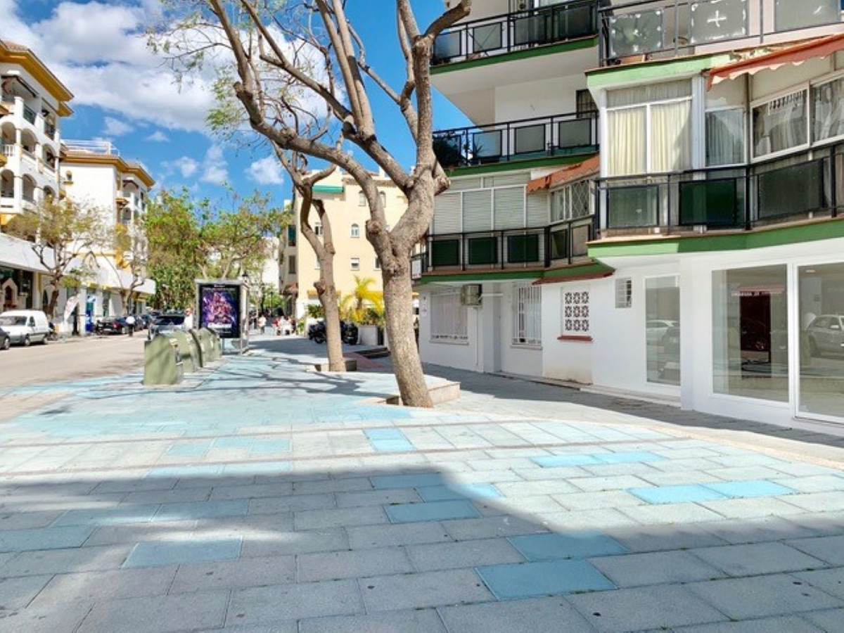 Comercial 1 Dormitorios en Venta Marbella