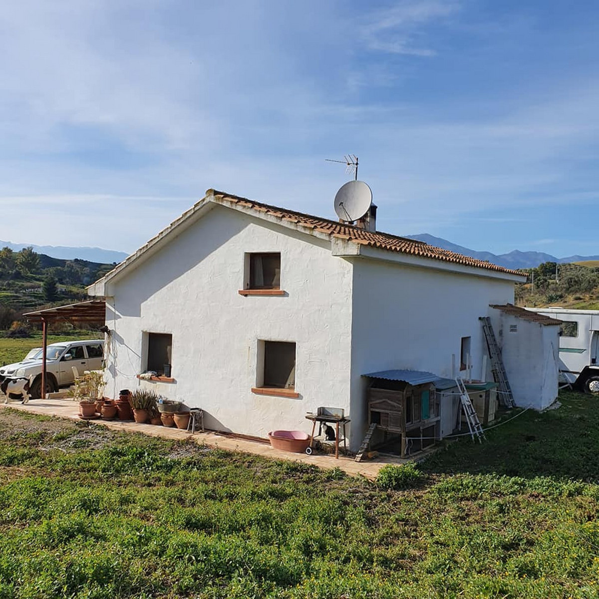 Ref:R3797626 Villa - Finca For Sale in Coín
