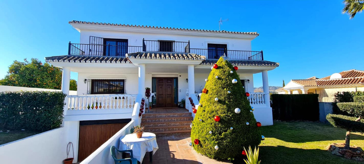 Ref:R3797557 Villa - Detached For Sale in Alhaurín el Grande