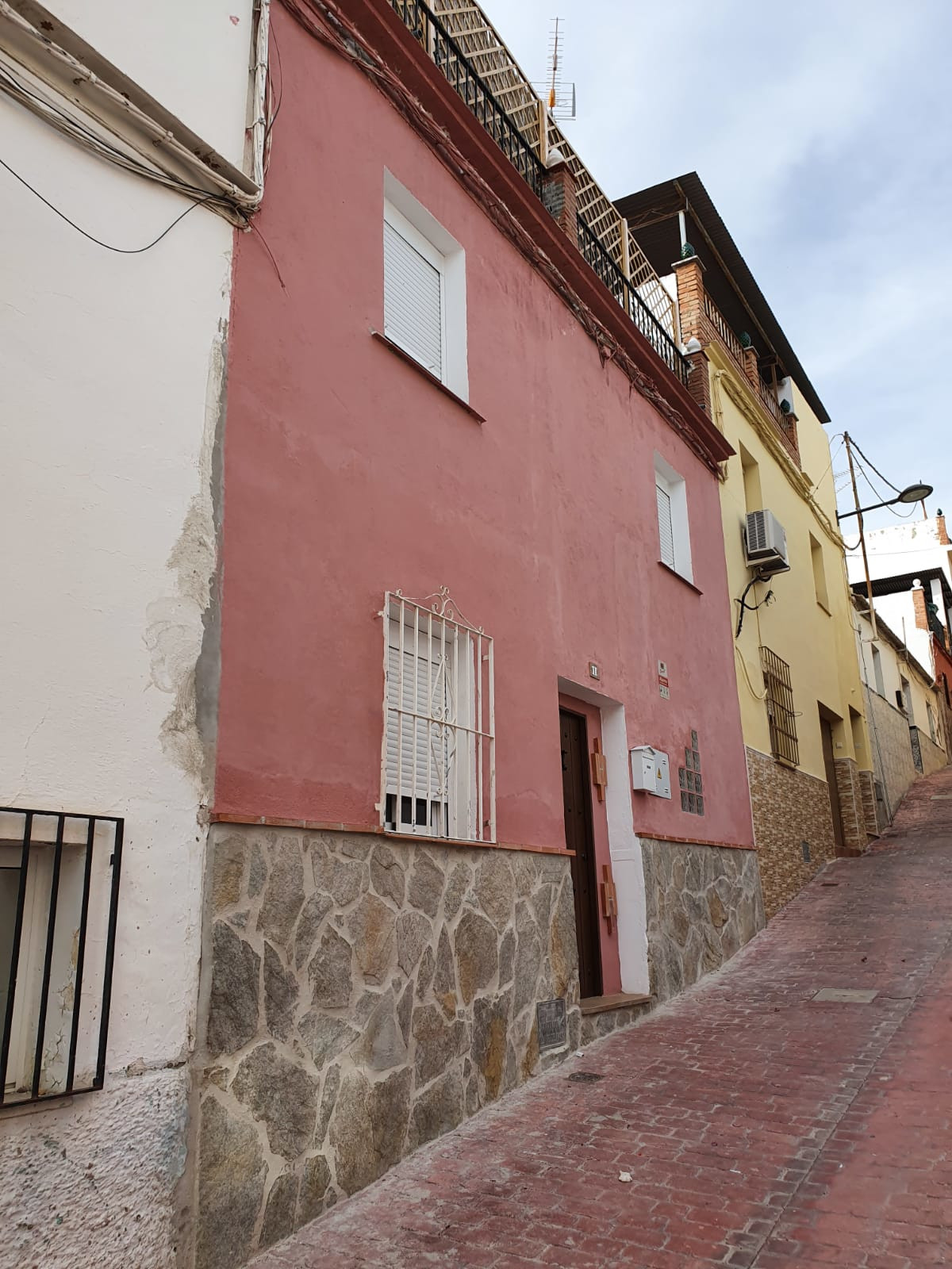 Ref:R3617519 Townhouse - Terraced For Sale in Coín