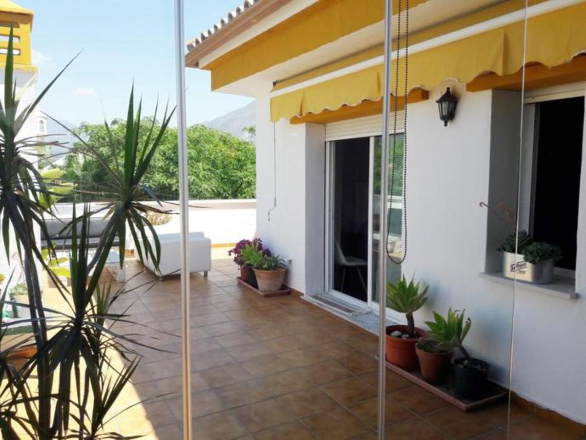 Marbella Banus Ático en Venta en Nueva Andalucía – R3442741