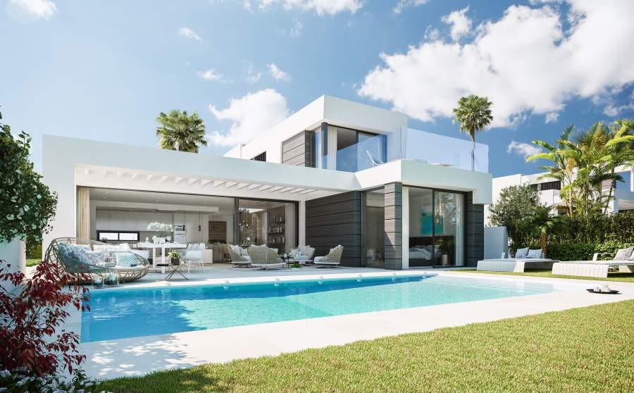 Ref:R3171706 Villa - Detached For Sale in Cabopino