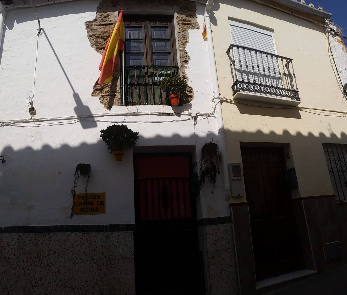Ref:R3223402 Townhouse - Terraced For Sale in Coín