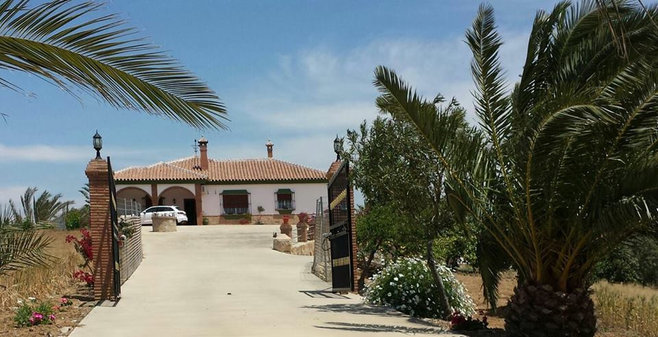 Amazing Property with Super Potential as an Equestrian Estate... Located minutes from the town of AL,Spain
