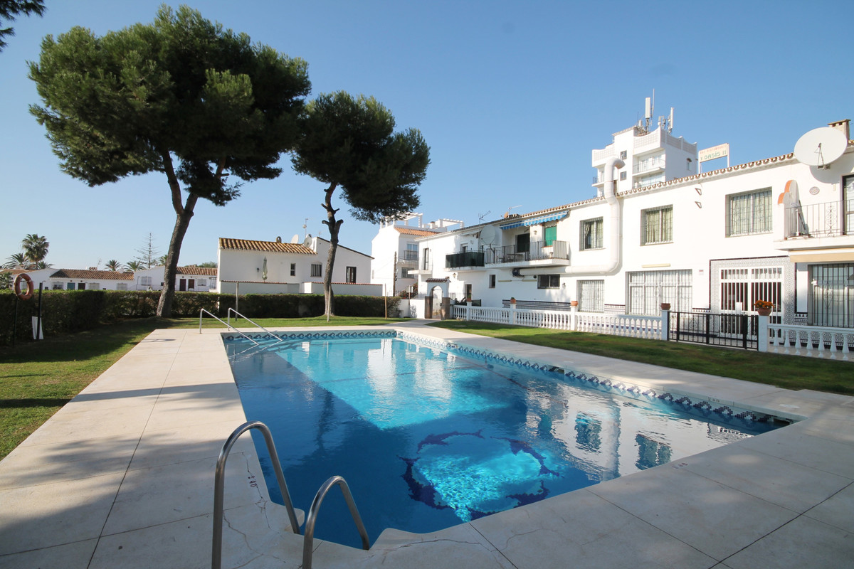 Semi-Detached House, La Cala de Mijas, Costa del Sol. 2 Bedrooms, 2 Bathrooms, Built 74 m², Terrace , Spain