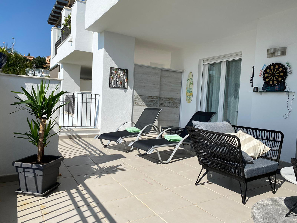 This exceptionally high quality 2 bedroom apartment is located in a gated community with private swi, Spain